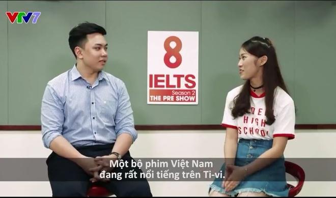 Chang trai so huu IELTS 9.0 tro tai long tieng phim bang tieng Anh hinh anh