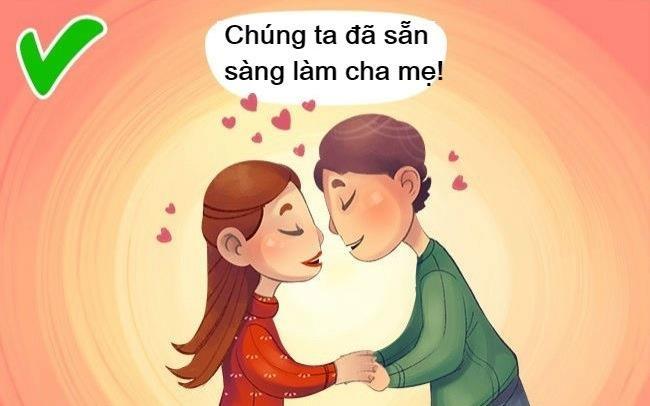 11 dau hieu cho thay ban da san sang co con hinh anh