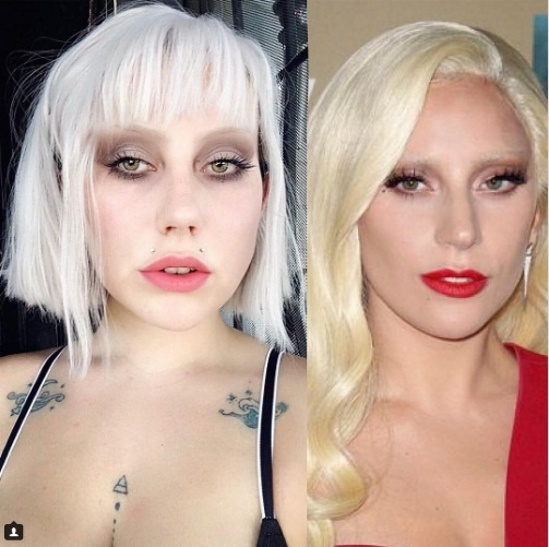 9X hut 60.000 fan nho co ve ngoai qua giong Lady Gaga hinh anh 7