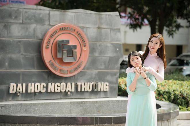 DH Ngoai thuong cong bo dieu kien tuyen sinh rieng 2018 hinh anh