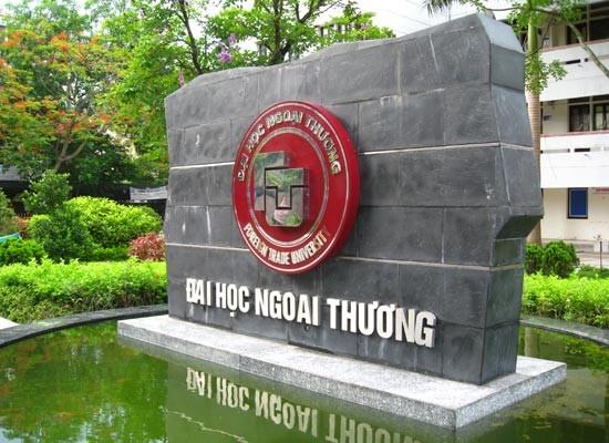 DH Ngoai thuong cong bo dieu kien tuyen sinh rieng 2018 hinh anh 1