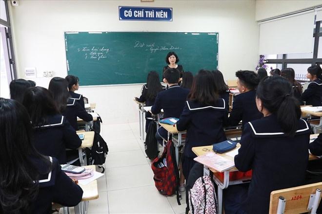 PGS Do Ngoc Thong: 12 nam pho thong khong chi hoc 6 tac pham van hoc hinh anh 1