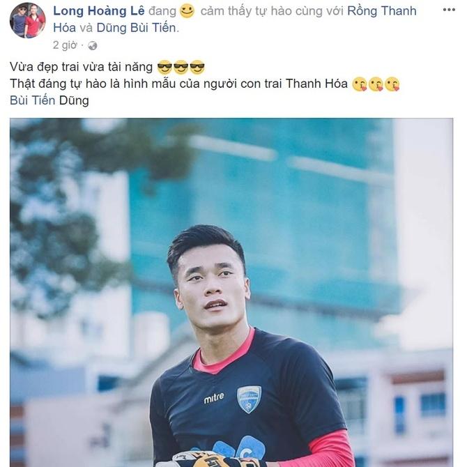 Nguoi ham mo 'nao loan' Facebook cua thu mon Bui Tien Dung hinh anh 1