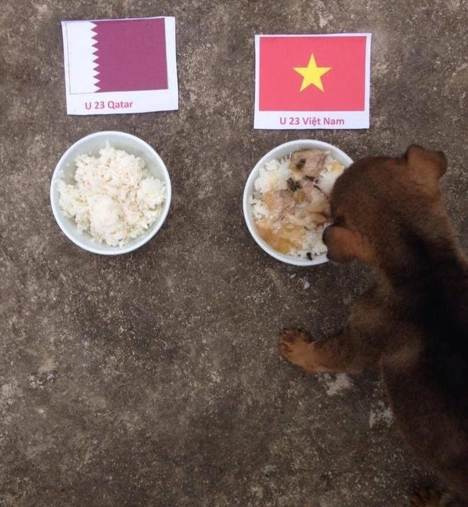 Dan mang mo ve chien thang cua U23 Viet Nam trong tran ban ket hinh anh 6
