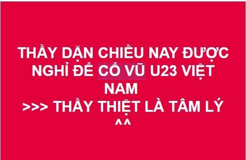 Cong dong mang muon U23 Viet Nam gianh chien thang sau 90 phut hinh anh 3