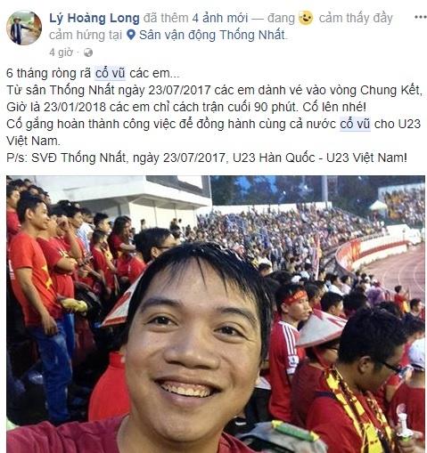 Cong dong mang muon U23 Viet Nam gianh chien thang sau 90 phut hinh anh 2
