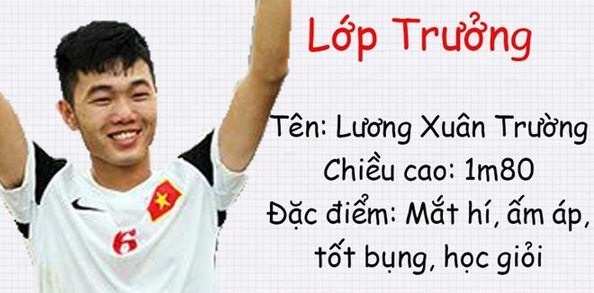 Lop hoc trong mo voi dan cau thu dien trai U23 Viet Nam hinh anh