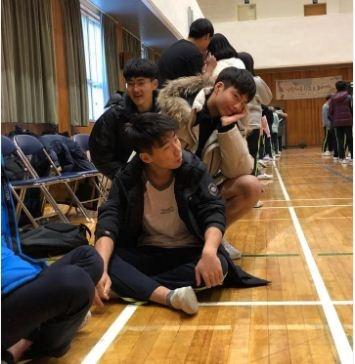 nam sinh noi tieng vi giong Park Bo Gum anh 8