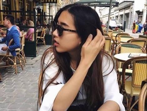 Ban gai tin don xinh dep cua dien vien Huynh Anh la ai? hinh anh