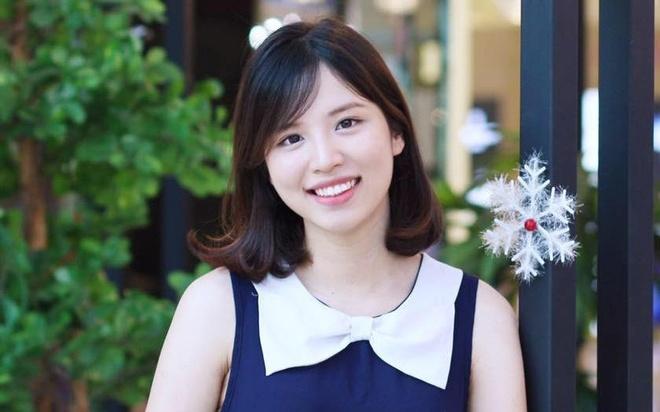 Em ho Huong Giang Idol cao 1,69 m gioi tieng Anh, la giang vien DH hinh anh