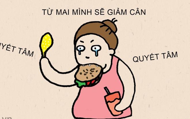 The nao la mot co gai co 'tam hon an uong'? hinh anh