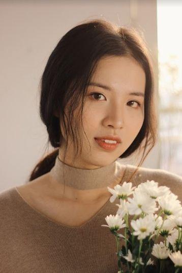 Em ho Huong Giang Idol hoa nang tho trong bo anh moi hinh anh 9