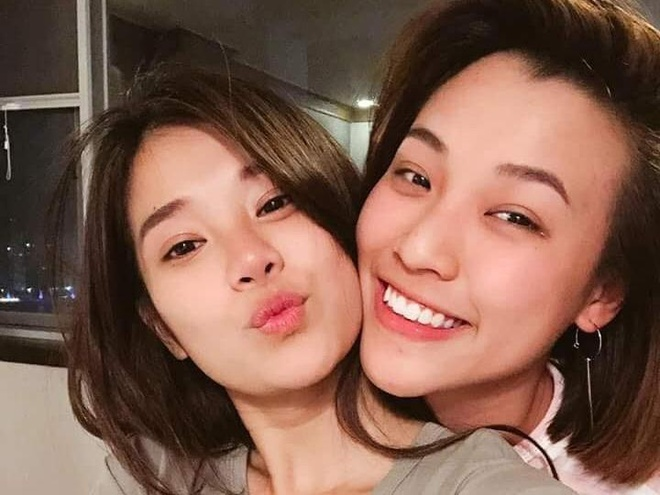 MC Hoang Oanh va Hoang Yen Chibi than thiet, fan tich cuc 'ghep doi' hinh anh