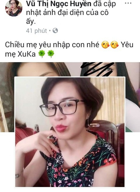 dong loat thay avatar co giao anh 1