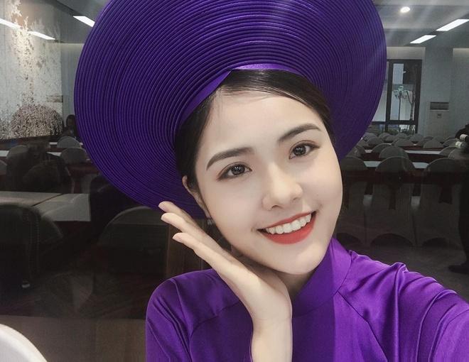Nhan sac ngot ngao cua hot girl Ha Tinh dai dien tuyen Han Quoc hinh anh 4