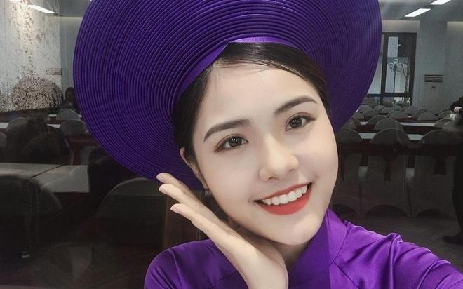 Hot girl Ha Tinh dai dien tuyen Han Quoc khoe giong hat hinh anh