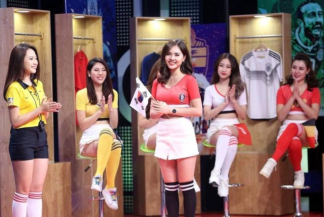 Nhan sac ngot ngao cua hot girl Ha Tinh dai dien tuyen Han Quoc hinh anh 5
