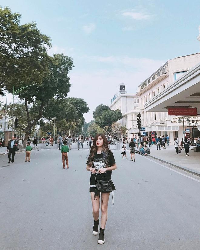 Hot girl Viet thuong lam gi de thu gian vao cuoi tuan? hinh anh 3