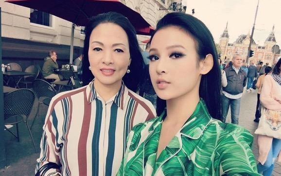 7 ba me so huu 'nhan sac khong tuoi' cua hot girl Viet hinh anh