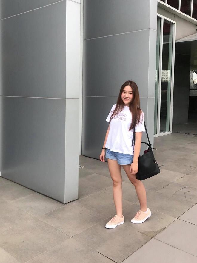 2 em gai xinh dep va luon duoc chu y cua MC Tran Thanh hinh anh 12