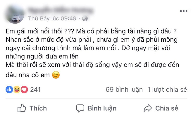 Tram Anh dang bi dan hot girl 'Nong cung World Cup' tay chay? hinh anh 5