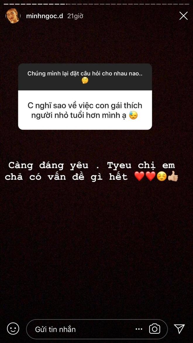 hot girl Minh Ngoc tra loi fan tren instagram anh 7