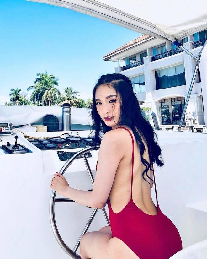 Hot girl Philippines 'gay bao' mang voi dieu nhay lao ra khoi xe hinh anh 5