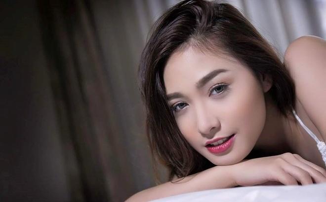 Hot girl Philippines 'gay bao' mang voi dieu nhay lao ra khoi xe hinh anh 3