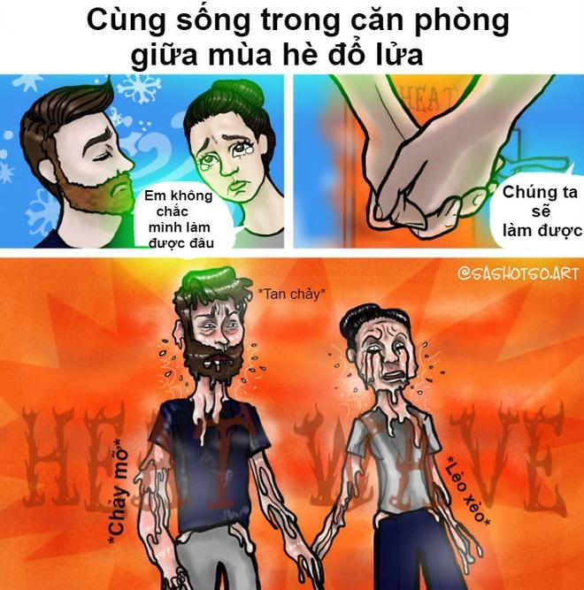 Tranh hai ve loat khoanh khac 'lay loi' doi yeu lau nao cung co hinh anh 7