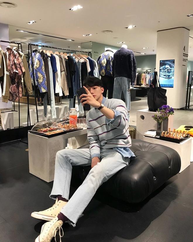 Hot boy Han gay chu y mot thoi vua khoe anh du lich o Phu Quoc hinh anh 8