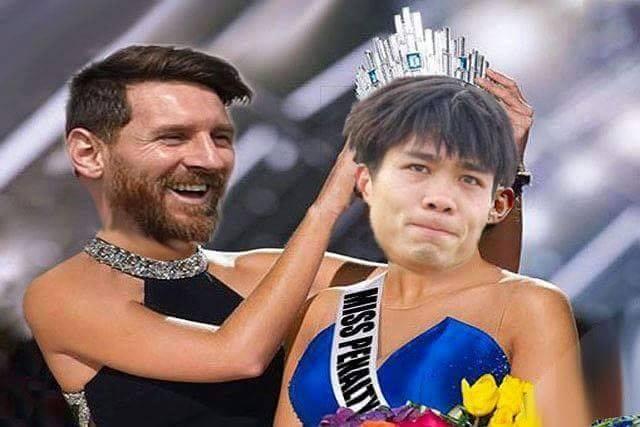 Anh che Messi trao vuong mien truot penalty cho Cong Phuong hinh anh 7