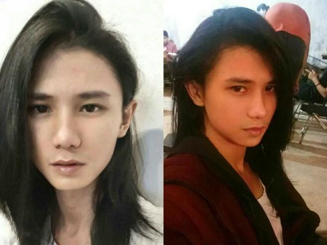 Nuoi toc dai 6 nam, chang trai Sai Gon duoc khen xinh hon con gai hinh anh