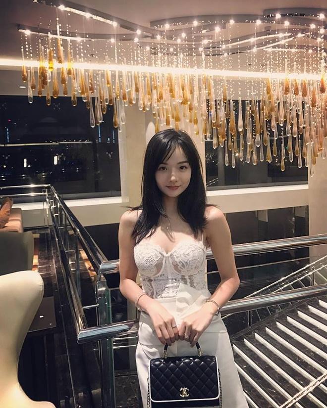 CDV xinh dep duoc dai SBS phong van: Ham mo nhat thu mon Tien Dung hinh anh 6
