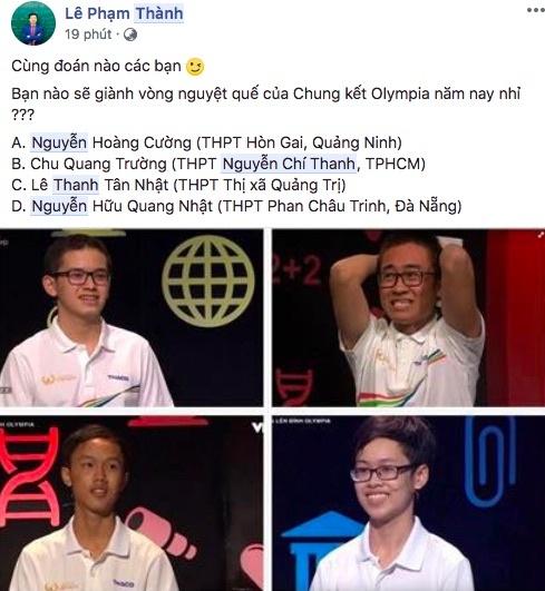 Hoang Cuong tro thanh tan quan quan 'Duong len dinh Olympia' nam 18 hinh anh 27