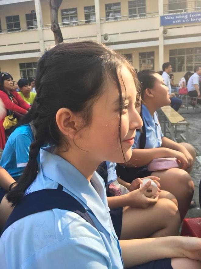 10X Sai Gon noi bat giua san truong ngay khai giang hinh anh 8