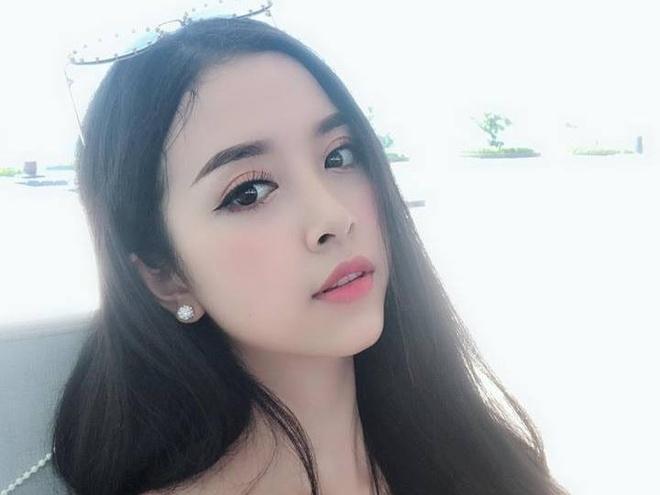 Anh doi thuong xinh xan, diu dang cua A hau 2 Nguyen Thi Thuy An hinh anh