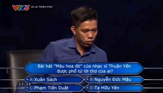 Nguoi choi 'Ai la trieu phu' danh 22 trieu tien thuong lam tu thien hinh anh 2