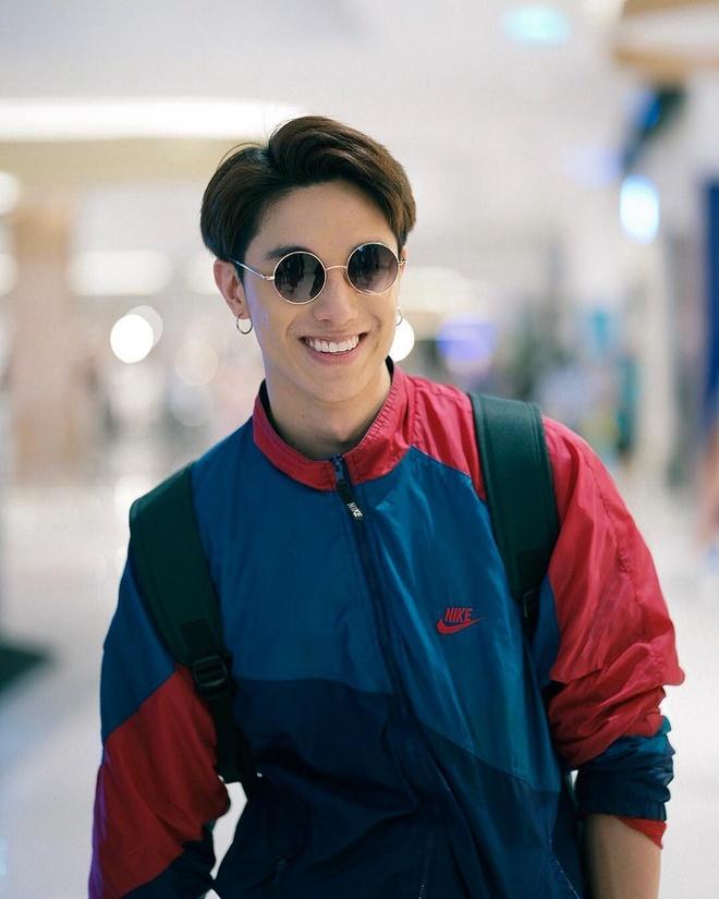 Hot boy Thai Lan body 6 mui, mat mot mi dien trai nhu sao Han hinh anh 1