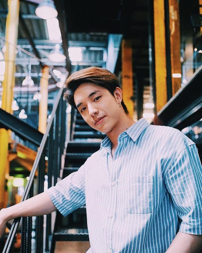 Hot boy Thai Lan body 6 mui, mat mot mi dien trai nhu sao Han hinh anh 9