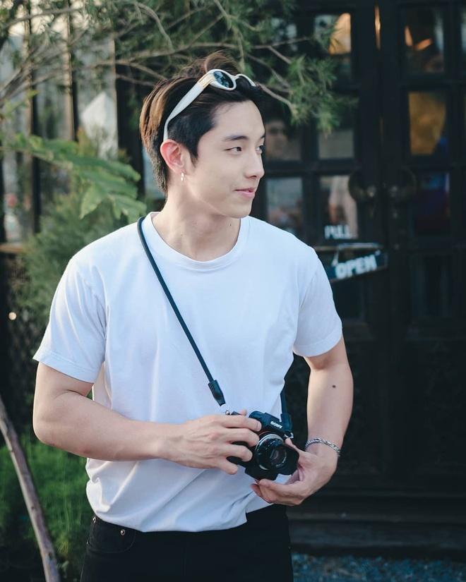 Hot boy Thai Lan body 6 mui, mat mot mi dien trai nhu sao Han hinh anh 6