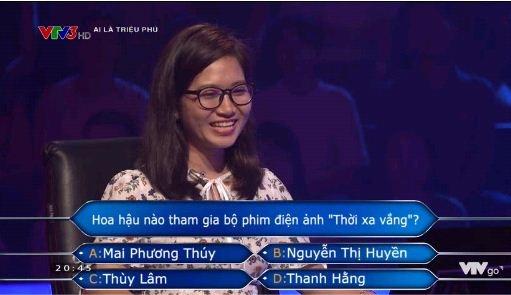 Nguoi choi 'Ai la trieu phu' khong biet Thu Dau Mot nam o tinh nao hinh anh 2