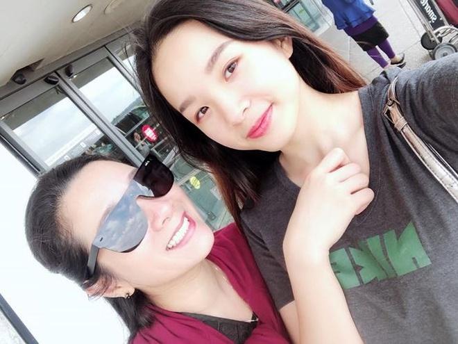 Con gai NSUT Thanh Thanh Hien tung la hoa khoi, dang du hoc My hinh anh