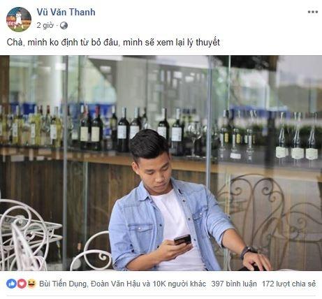 Duc Chinh, Quang Hai dap mat na, Xuan Hung hoi hop truoc them AFF Cup hinh anh 4