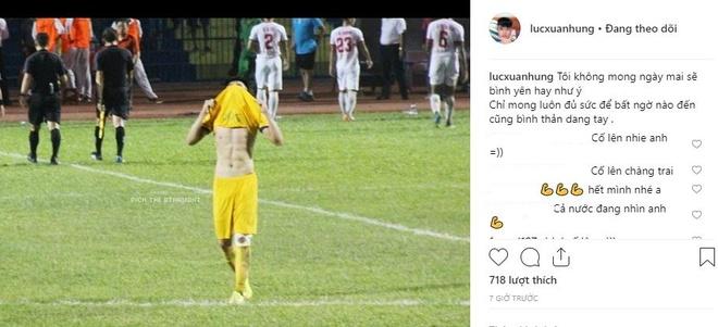 Duc Chinh, Quang Hai dap mat na, Xuan Hung hoi hop truoc them AFF Cup hinh anh 1