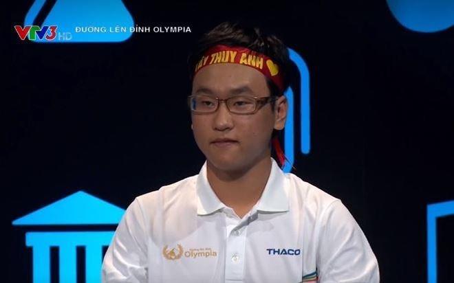 10X Thai Binh thang cach biet o ca 4 vong thi Olympia hinh anh