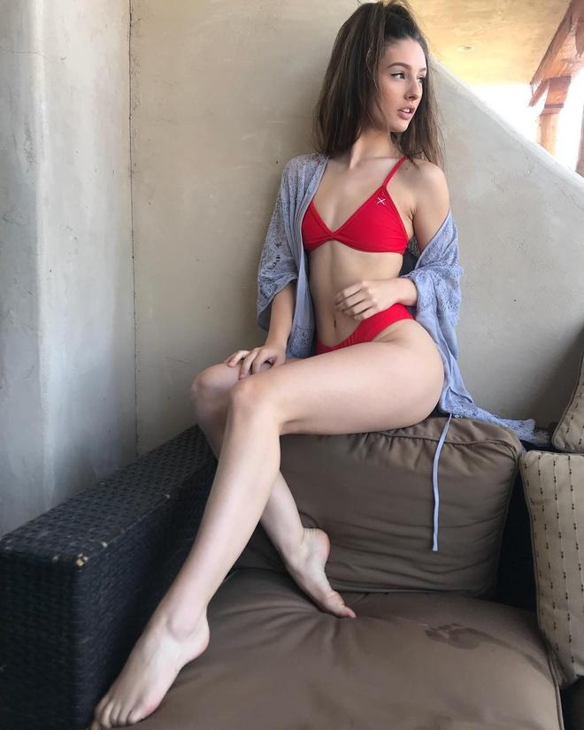 Nhan sac nong bong cua hot girl 9X My hinh anh 16
