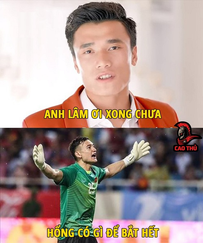 Anh che Lam Tay tiep tuc 'nhan roi' trong tran gap Campuchia hinh anh 5