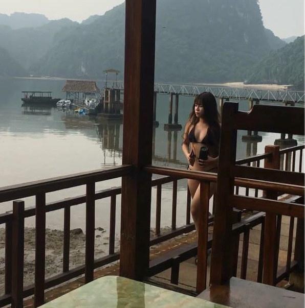 Thu mon Lam Tay va ban gai tin don dang anh an bun cha tren Instagram hinh anh 5