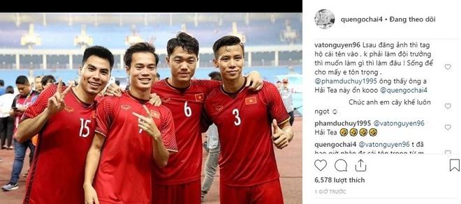 Cau thu tuyen Viet Nam hao hung check-in sang Malaysia da chung ket hinh anh 2