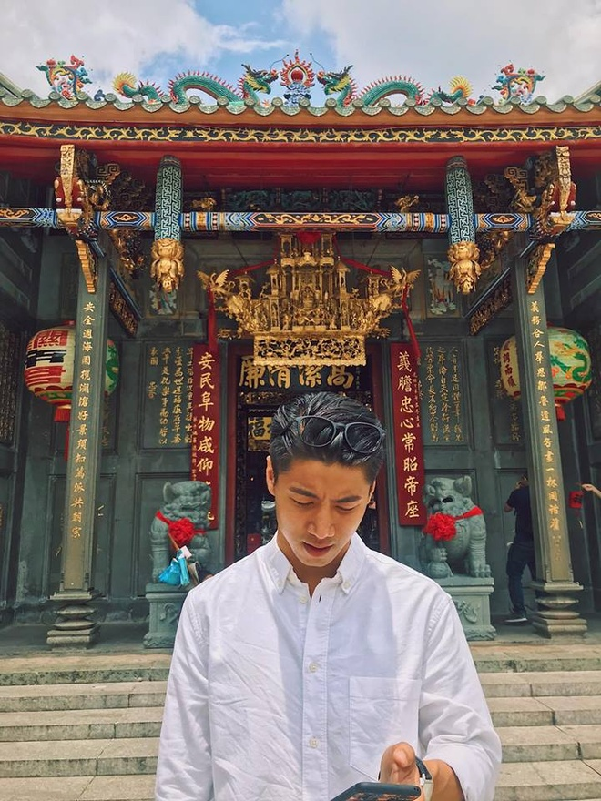 Chang trai tuoi Hoi: Nguoi la 'soai ca san co', ke vua lay vo hot girl hinh anh 13